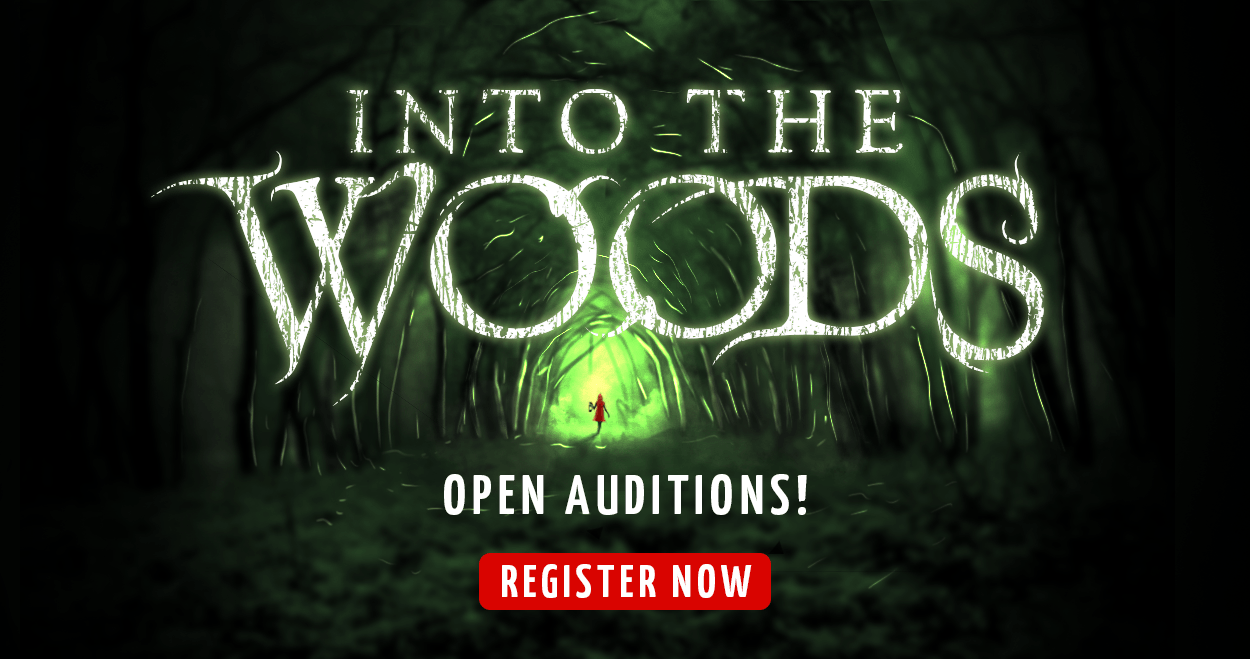 Image result for into the woods auditions