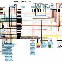 1981 Honda Cb750 Custom Wiring Diagram Level 0 Production Schedule Sohc