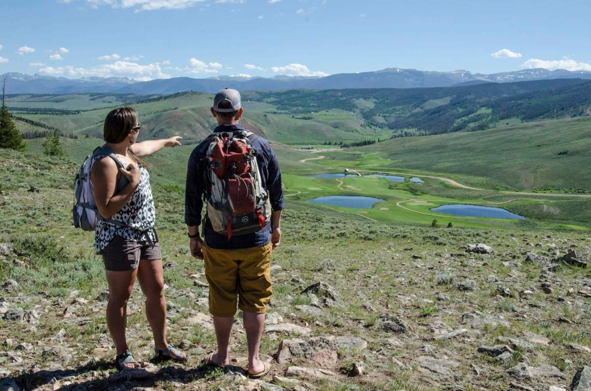 Your Guide to Access at Granby Ranch