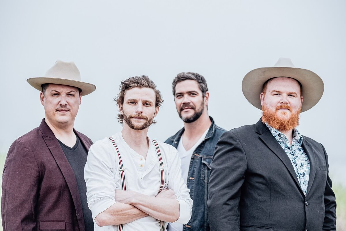 Rocky Mountain Music Series presents:  Ghost of Paul Revere
