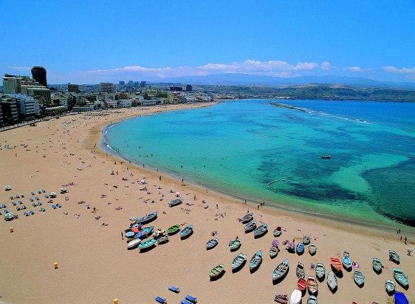 Kanárske ostrovy Gran Canaria Holidays