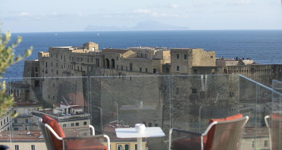 Grand Hotel Vesuvio Napoli