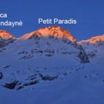 Arête nord du Grand Paradis