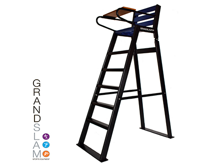 tennis umpire chair hire wingback recliner chairs living room supplier grand slam sports equipment deluxe