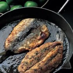 fried herring