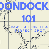 Episode 6: Boondocking 101 – How to Find That Perfect Spot