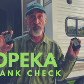 Episode 4: Mopeka LP Tank Check from AP Products – Review and Installation