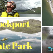 Episode 34: Rockport State Park | RV Utah camping kayaking
