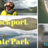 Episode 34: Rockport State Park | RV Utah camping kayaking
