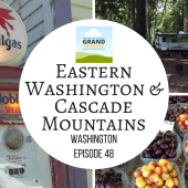 Episode 48: Eastern Washington and Cascade Mountains | RV travel Washington State camping