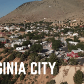 Episode 55: Virginia City | RV travel Nevada camping