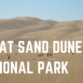 Episode 62: Great Sand Dunes National Park | Colorado RV camping travel