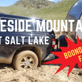 Episode 103: Lakeside Mountains | Great Salt Lake Utah RV travel camping