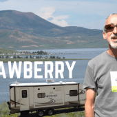 Ep. 112: Strawberry | Utah RV travel camping