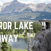 Ep. 114: Mirror Lake Highway | Utah RV travel camping