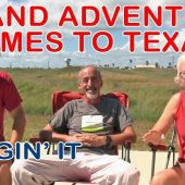 RV Texas Y'all Features Grand Adventure