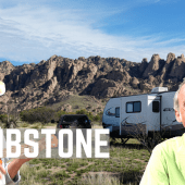 Ep. 143: Tombstone | Arizona RV travel camping