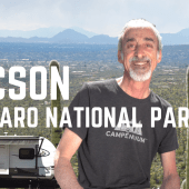 Ep. 145: Tucson & Saguaro National Park | Arizona RV travel camping