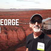 Ep. 153: St. George | Utah RV travel camping hiking 4×4