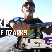 Ep. 158: Lake of the Ozarks | Missouri RV travel camping kayaking