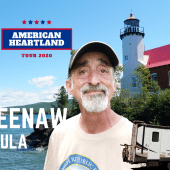 Ep. 167: Keweenaw Peninsula | Michigan UP RV travel camping