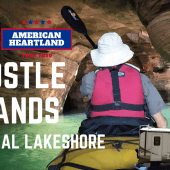 Ep. 168: Apostle Islands National Lakeshore | Wisconsin RV travel camping kayaking sea caves