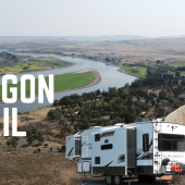 Ep. 218: Oregon Trail | Farewell Bend RV travel camping