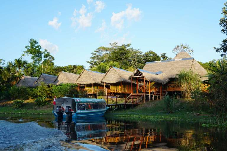 Amazon Discovery Lodge