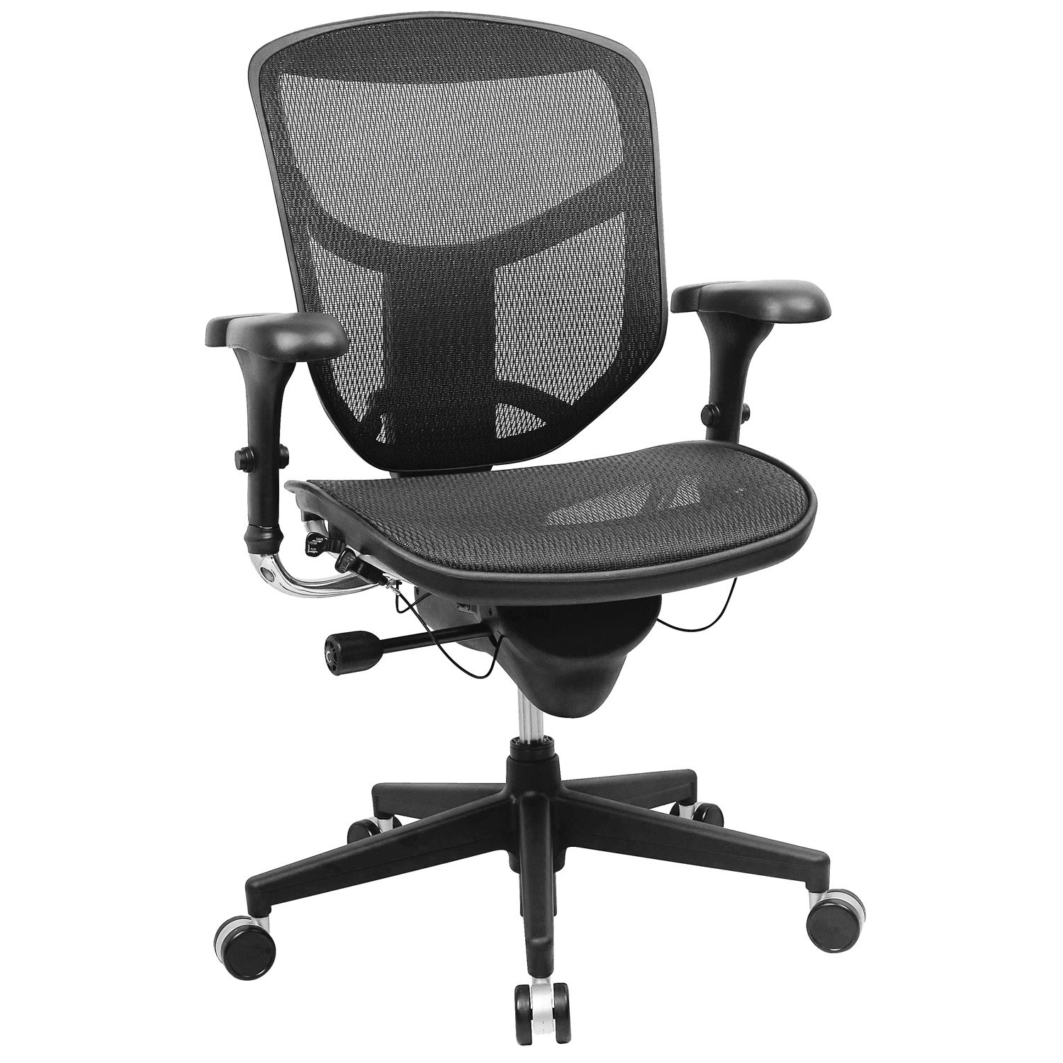 Workpro Chair Workpro Pro Quantum 9000 Series Ergonomic Mesh Mid Back