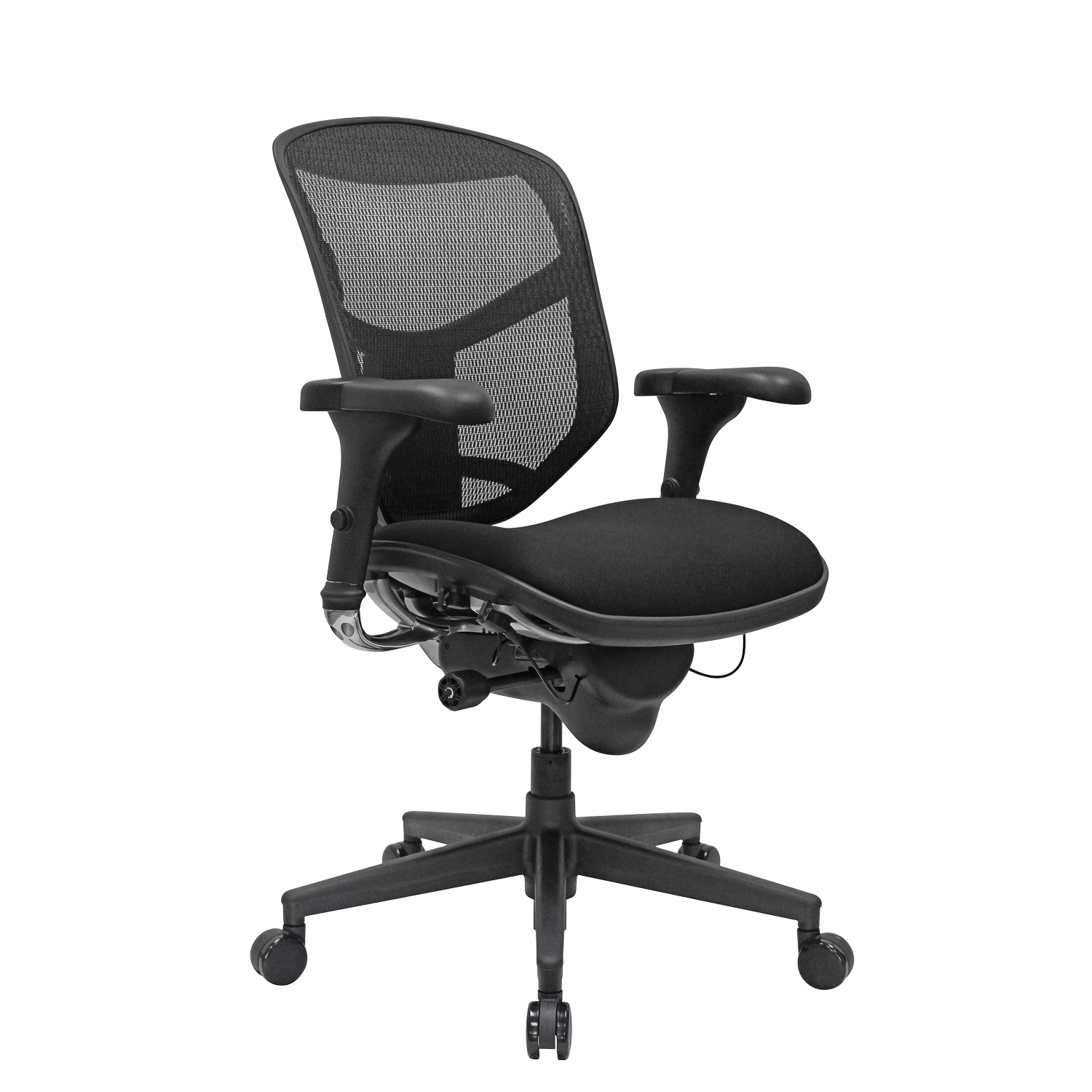 Workpro Commercial Mesh Back Executive Chair Workpro Pro Quantum 9000 Series Ergonomic Mesh Mid Back