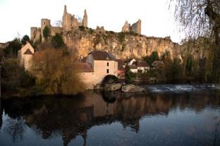 Château au coucher du soleil-J16_0131