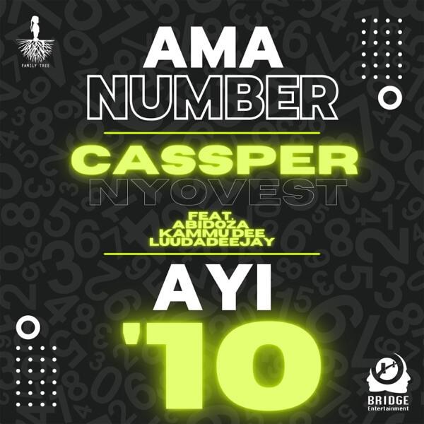 Cassper Nyovest - Ama Number Ayi '10 (feat. Abidoza, Kammu Dee, LuuDaDeejay)