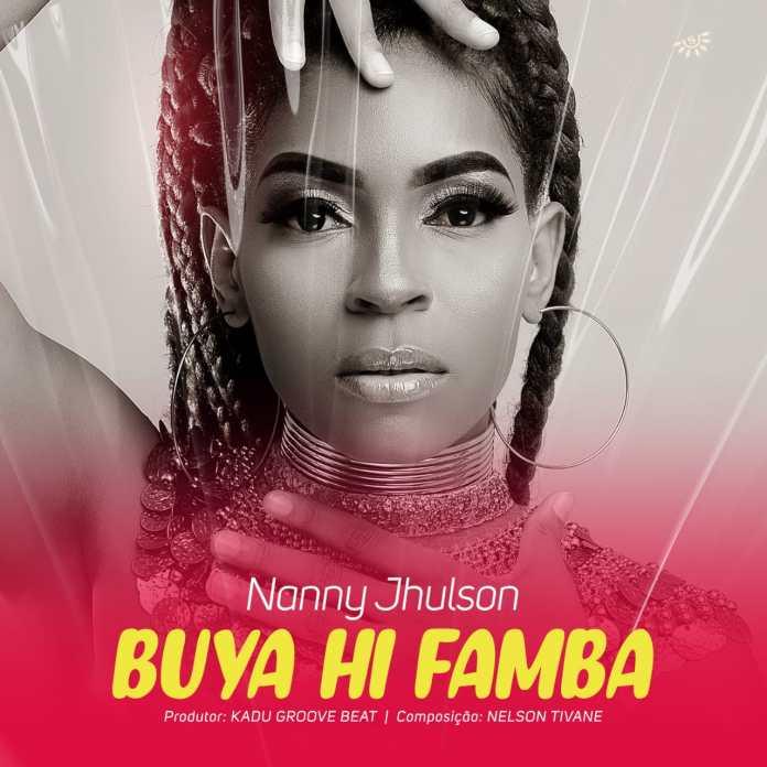 Nanny Jhulson - Buya hi famba (Prod. Kadu Groove Beat )