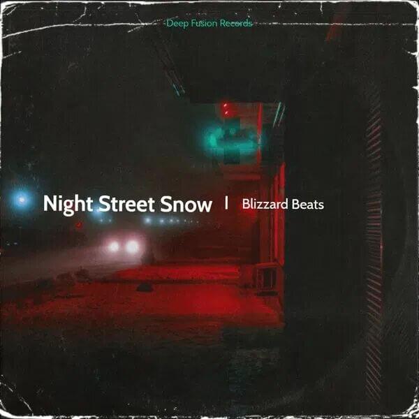 Blizzard Beats – Night Street Snow