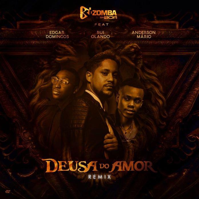 Kizomba da Boa - Deusa do Amor [Remix] (feat. Edgar Domingos, Rui Orlando & Anderson Mário)