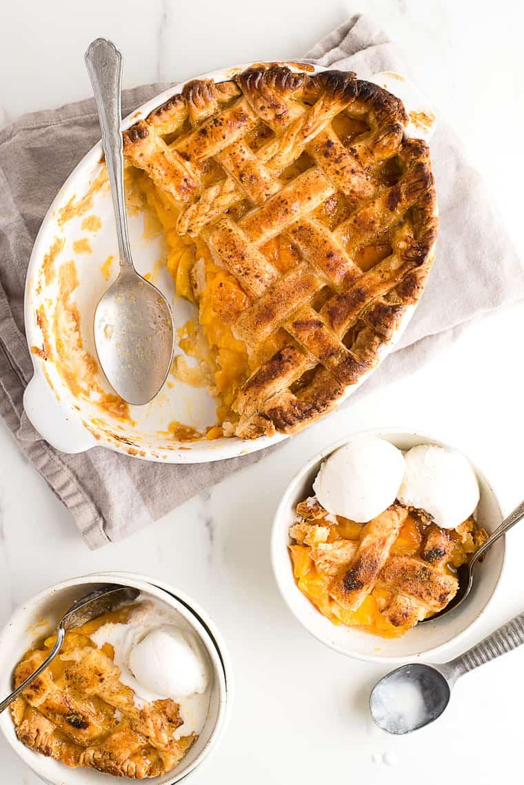 Peach Cobbler Recipe Soul Food