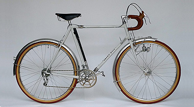 Type D/ 650B Demountable Randonneur/ Mr.Nakamura from Hyogo/ 2010.8.4