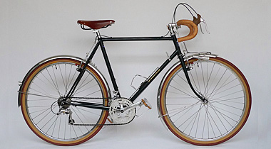 Type E/ 650B Randonneur/ Mr.Inada from Chiba/ 2010.10.9