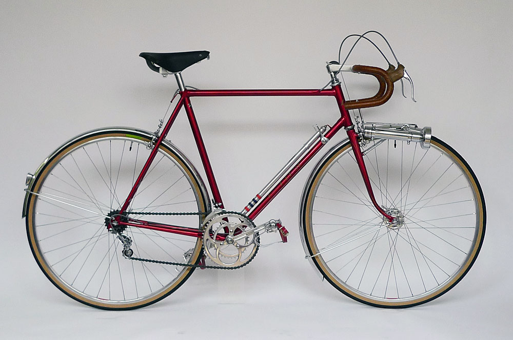 Restoration/ Rene Herse Randonneur/ Mr.S.I from Kyoto/ 2012.3.20