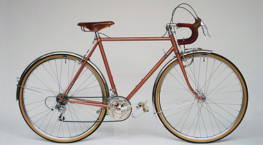 Type ER/ 700C Randonneur/ Mr.Ito from Kyoto/ 2013.11.3