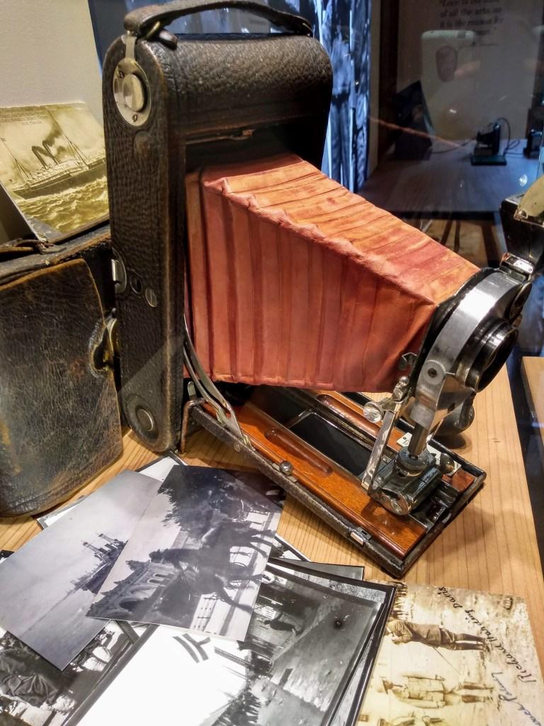 Jack London's camera