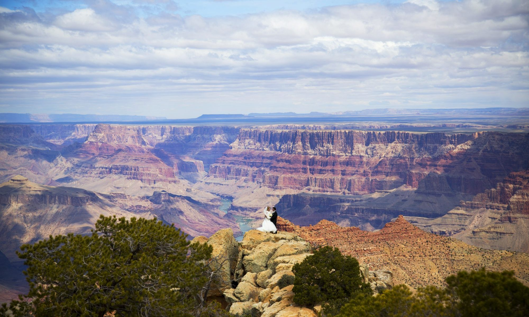 grand canyon wedding package lipan point