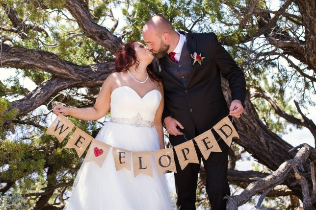 grand canyon wedding packages lipan point elopement