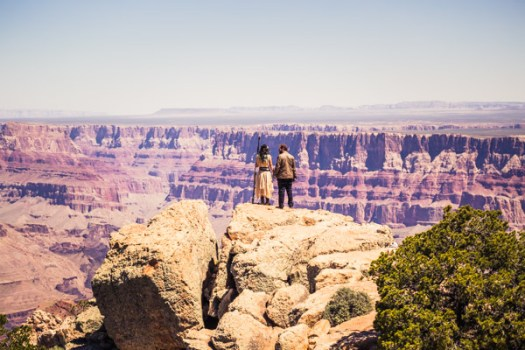 grand canyon wedding packages star wars elopement lipan point (1)