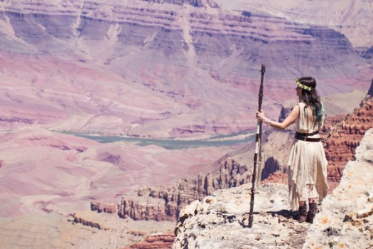 grand canyon wedding packages star wars elopement lipan point (3)