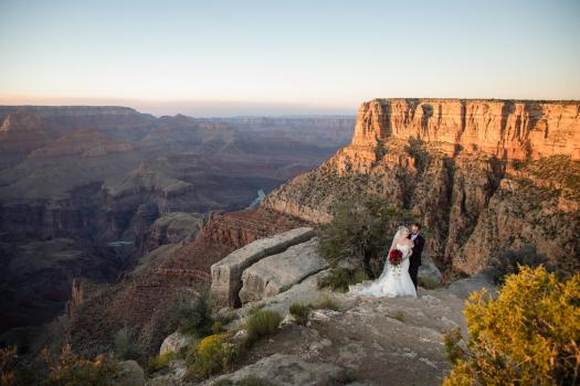 grand canyon wedding locations moran point