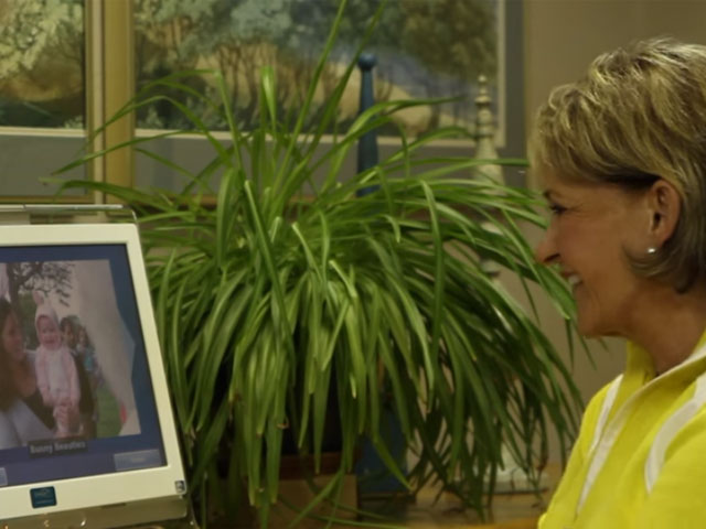 In senior care, video calls save lives.