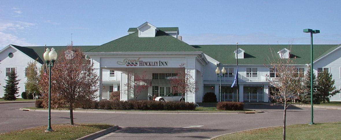 Grand Hinckley Inn  Grand Casino MN