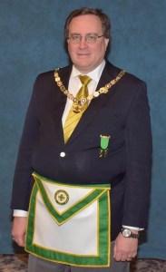 Duane L. Vaught, KGC, Grand Chancellor 2021