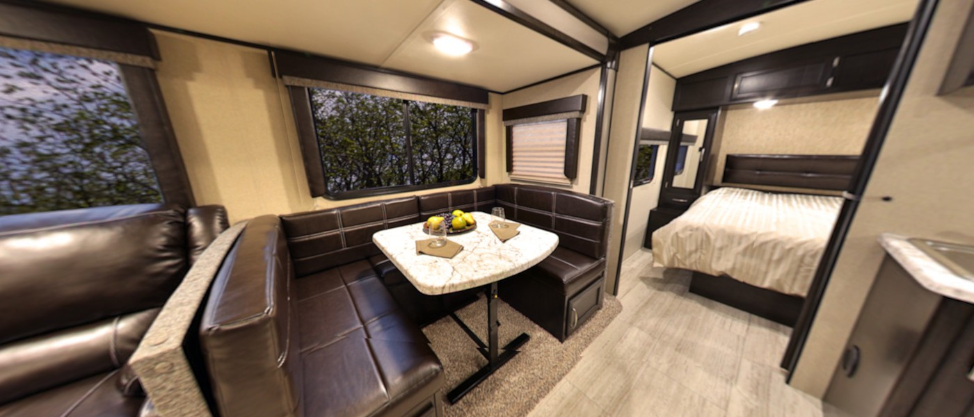 Corner Kitchen Cabinet Dimensions Imagine Travel-trailer 2600rb | Grand Design Rv